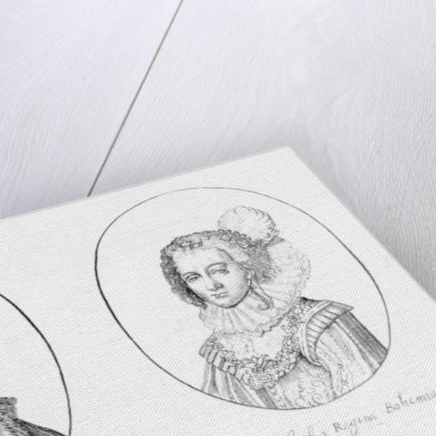 Frederick V of Bohemia and Elizabeth, Queen of Bohemia by Michel van Iochem