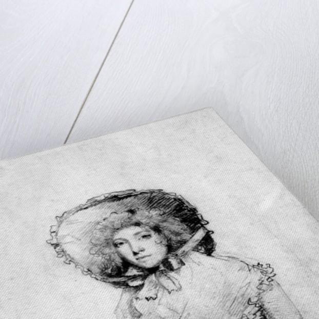 Mary 'Perdita' Robinson by John Hoppner