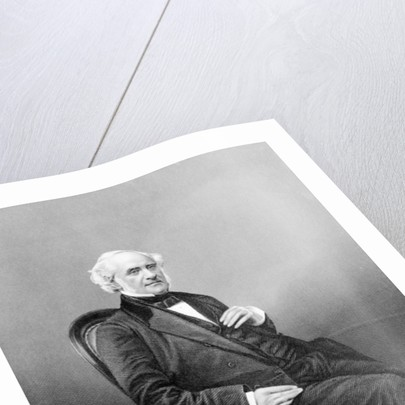 George Peabody by English Photographer
