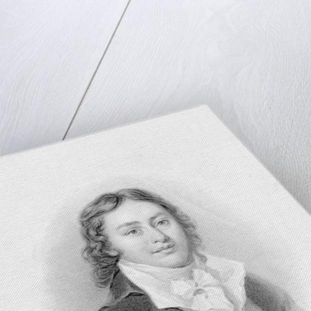 Samuel Taylor Coleridge by Peter Vandyke