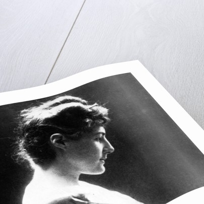 Florence Balcombe by Irish Photographer