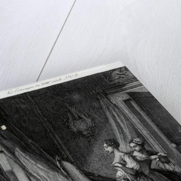 La Toilette by Pierre Antoine Baudouin