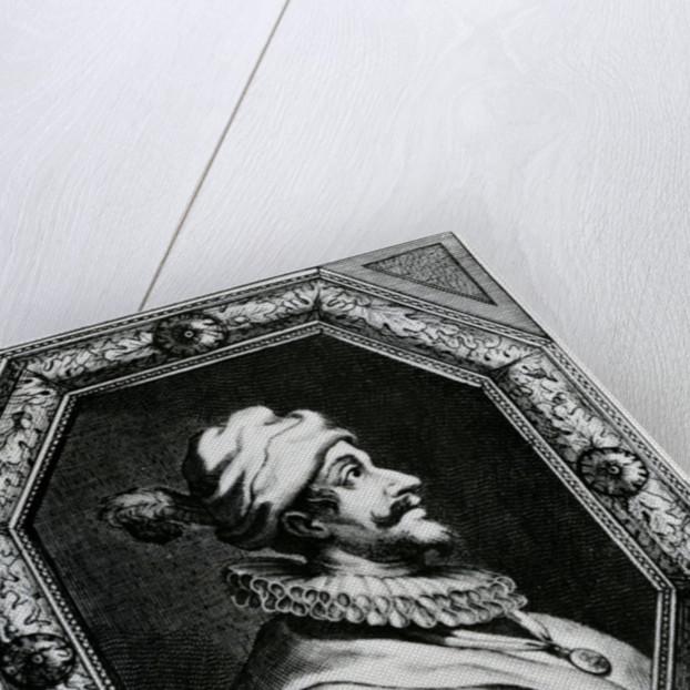 Portrait of Sabbatai Zevi by French School