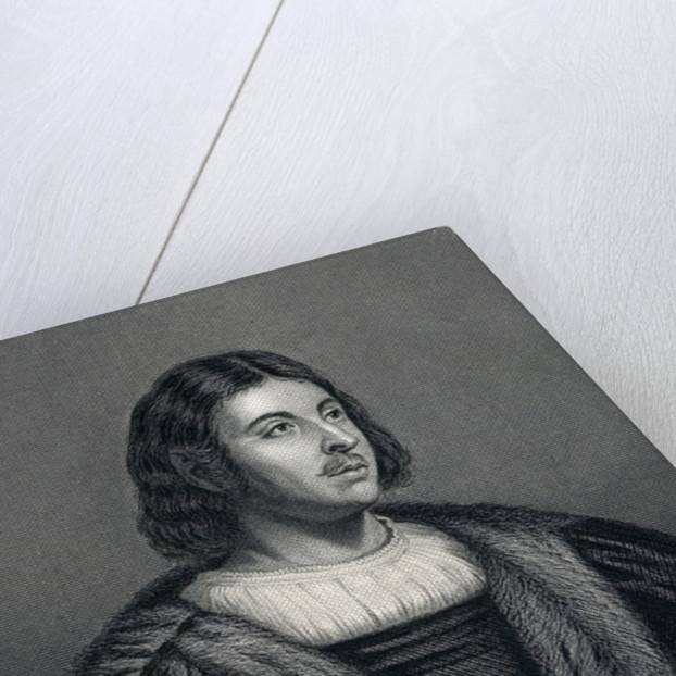 Giovanni Boccaccio by English School