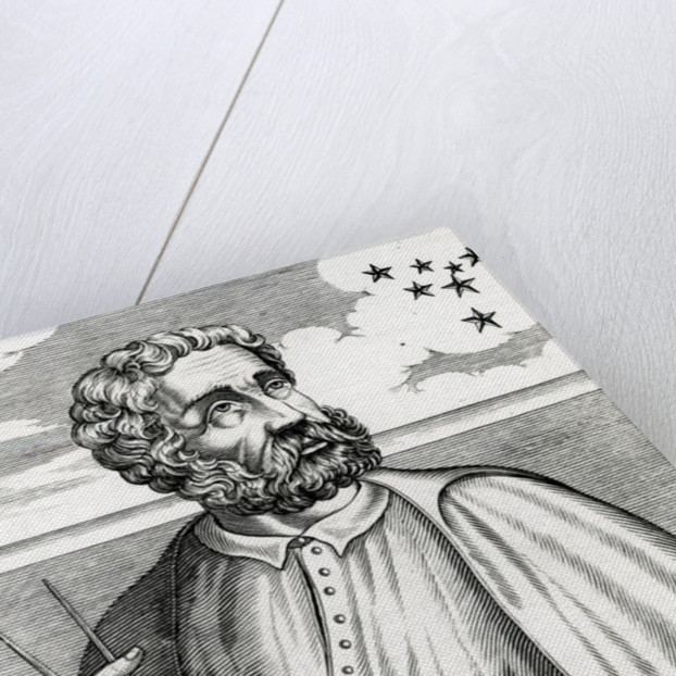 Ferdinand Magellan by English School