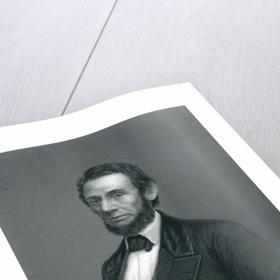 Abraham Lincoln by English School