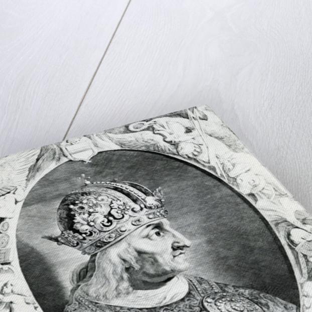 Fredricus IV by Dutch School