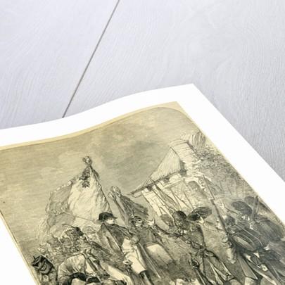 Bonaparte's return from Elba by Anonymous