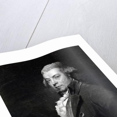 Thomas Malton, the Elder by Gilbert Stuart