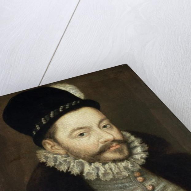 Portrait of Antonio Perez, Secretary of Felipe II by Alonso Sanchez Coello