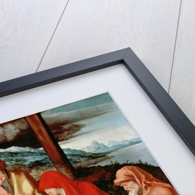 Lamentation for Christ by Albrecht Dürer or Duerer