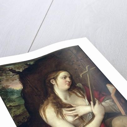 The Penitent Magdalene by Luis de Carbajal
