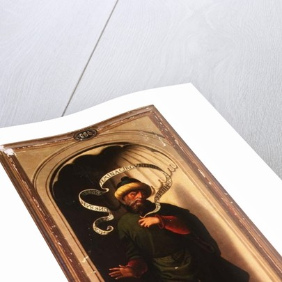 The Prophet Habakkuk by Juan Correa de Vivar