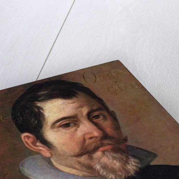 Self portrait by Pedro Orrente