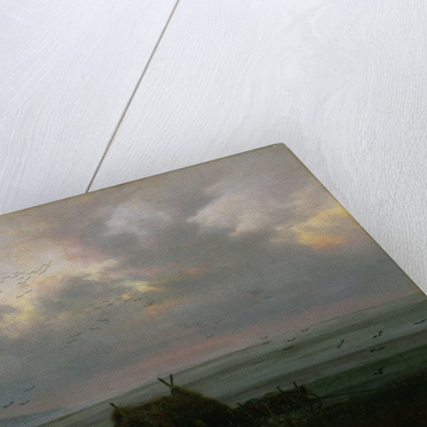 Waft of Mist by Caspar David Friedrich