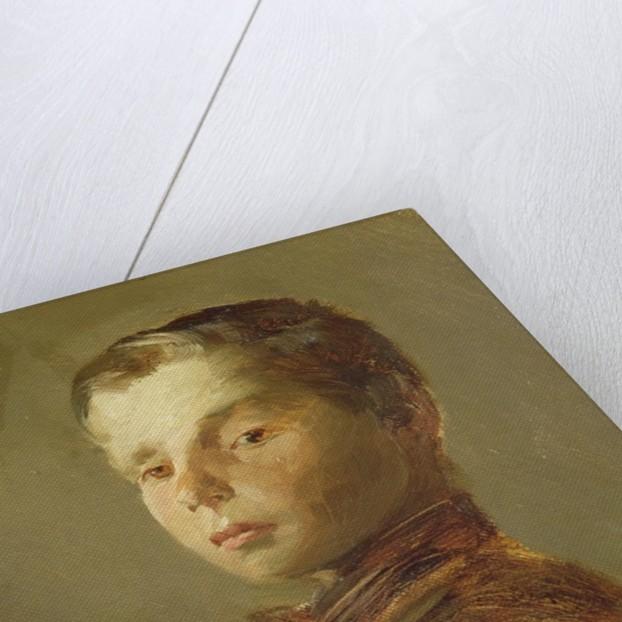 Picture of a Boy by Wilhelm Busch