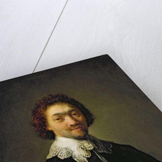 Portrait of Maurits Huygens by Rembrandt Harmensz. van Rijn