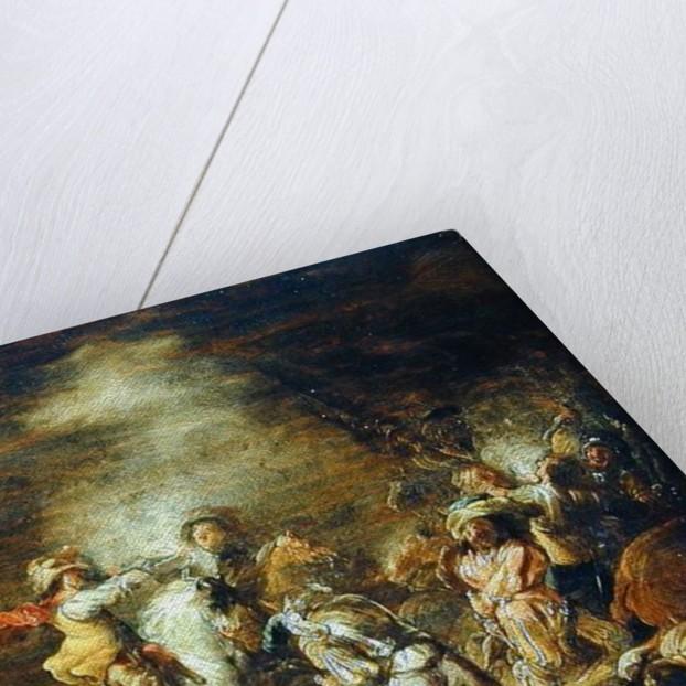 Turmoil on the Battlefield by Matthias Scheits