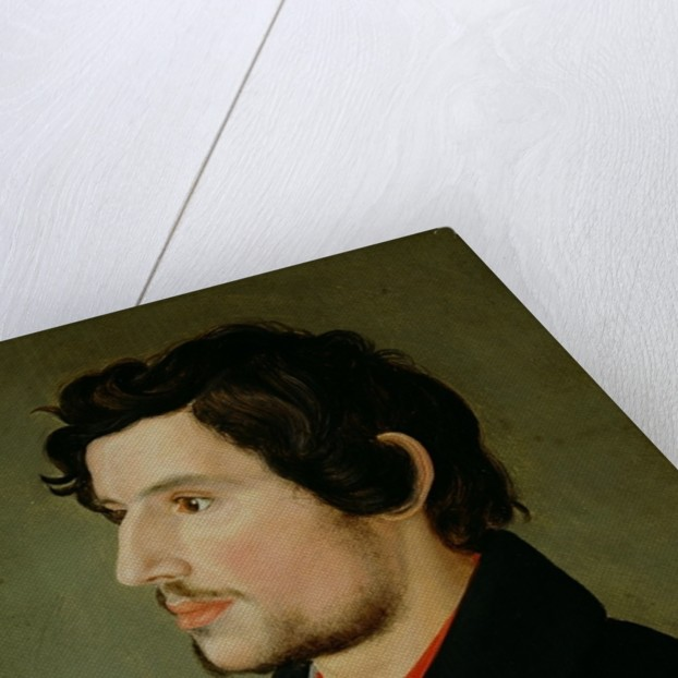 Portrait of Otto Sigismund Runge by Julius Oldach