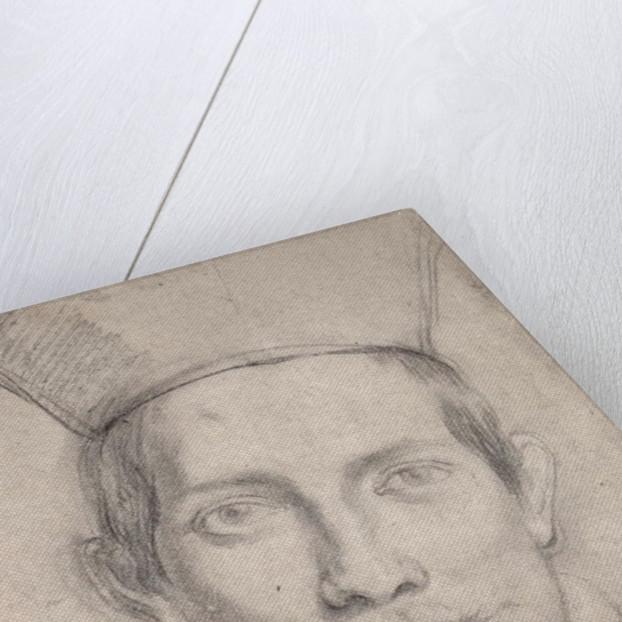 Portrait of a Cardinal by Domenichino