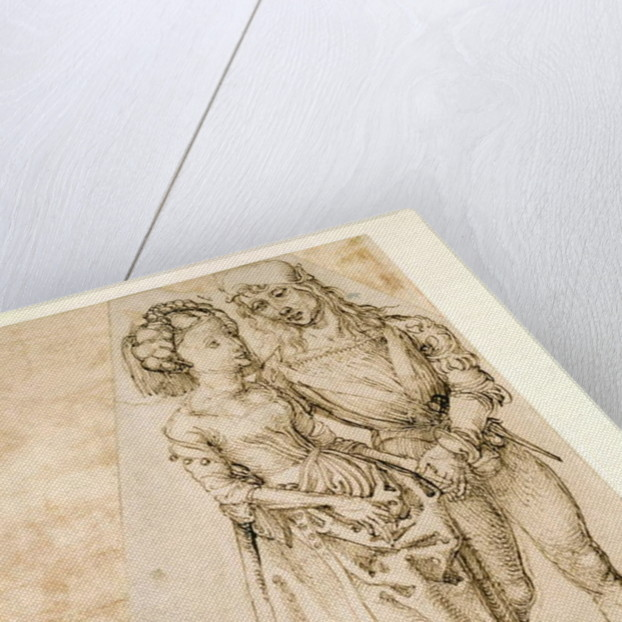 Lovers by Albrecht Dürer or Duerer