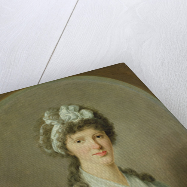 Portrait of a Young Woman by Christoph Suhr