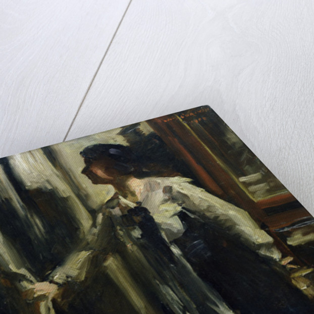 Dark Shadow by Lovis Corinth