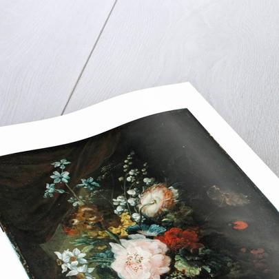 Flower Study by Neeltje de Vlieger