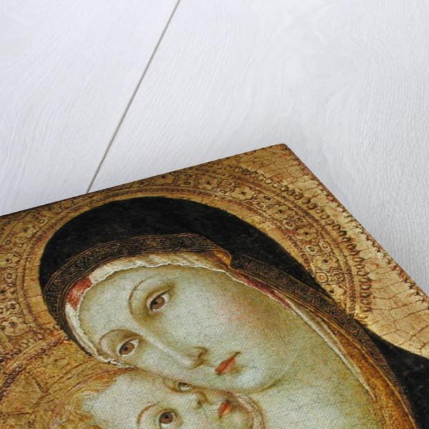 Madonna and Child by Sano di
