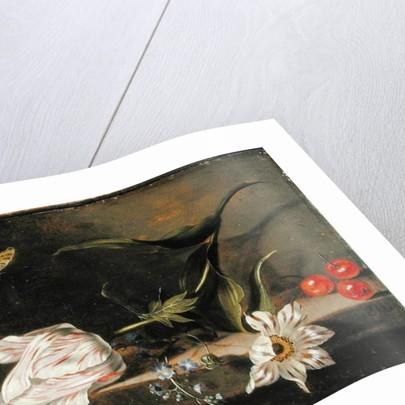 Flower Arrangement by Ambrosius the Younger Bosschaert