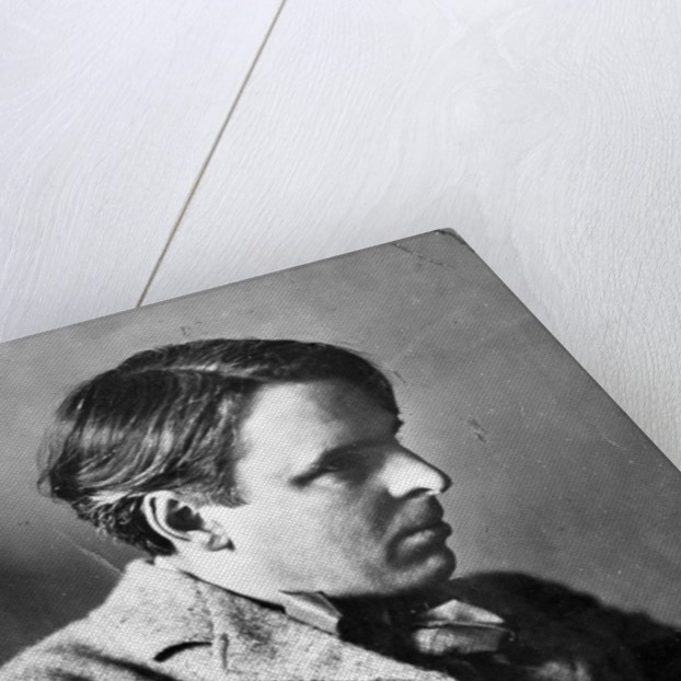 Portrait of W.B. Yeats by English Photographer