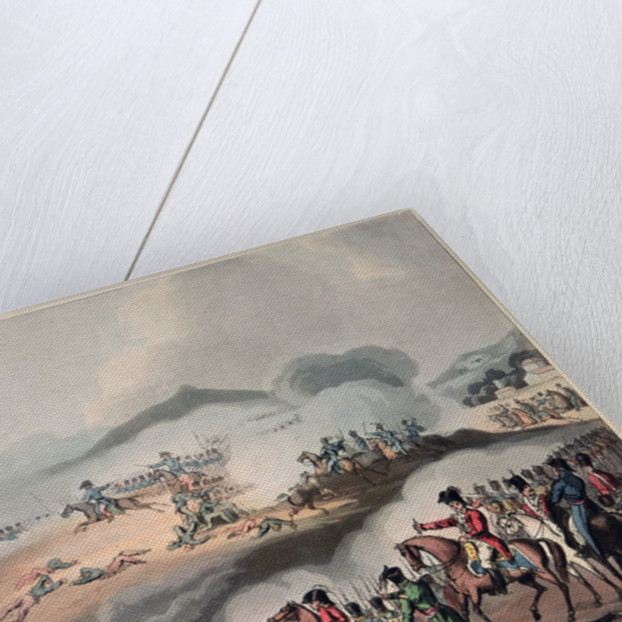 Battle of Orthes by William Heath