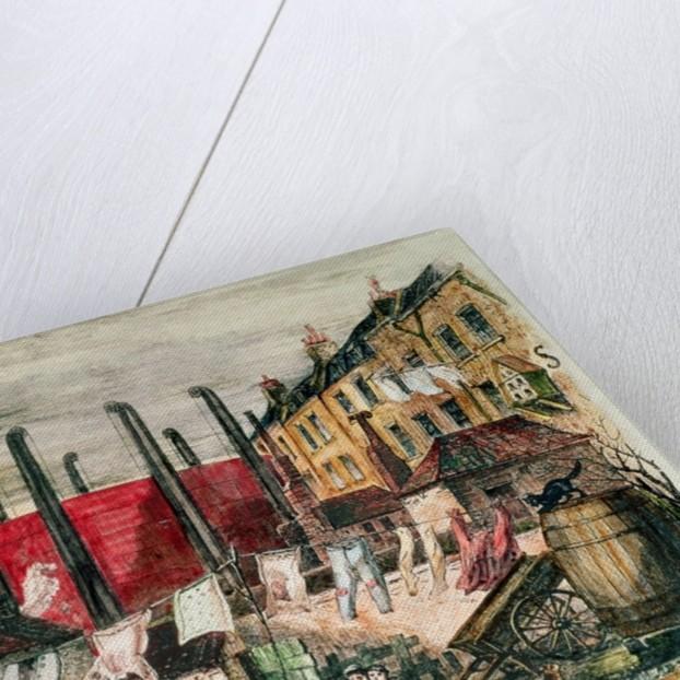 A Slum by C.A. Ferrier