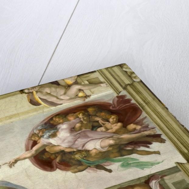 Sistine Chapel Ceiling: Creation of Adam posters & prints ...