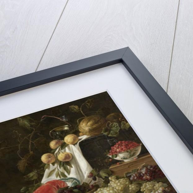 Banquet Still Life by Adriaen van Utrecht