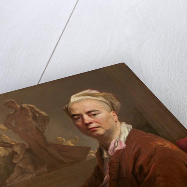 Self-Portrait by Nicolas de Largilliere