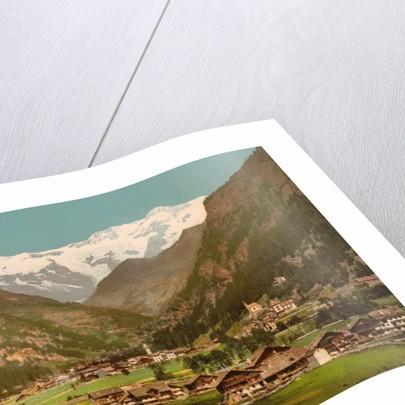 Mt. Rosa, Gressony (i.e., Gressoney), Italy by Anonymous