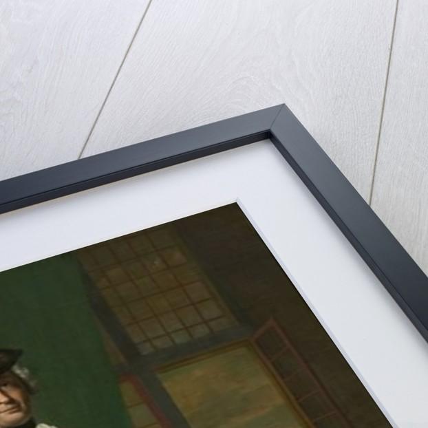 Portrait of Jan Pranger by Frans van der Mijn