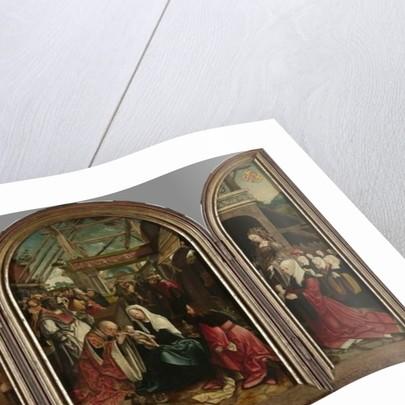 The Adoration of the Magi by Jacob Cornelisz van Oostsanen