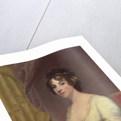 Anna Maria Brodeau Thornton (Mrs. William Thornton) by Gilbert Stuart
