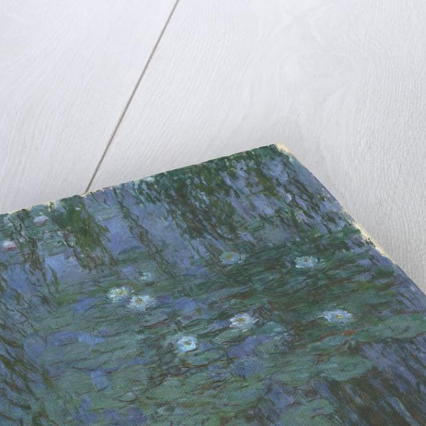 Blue Nympheas by Claude Monet