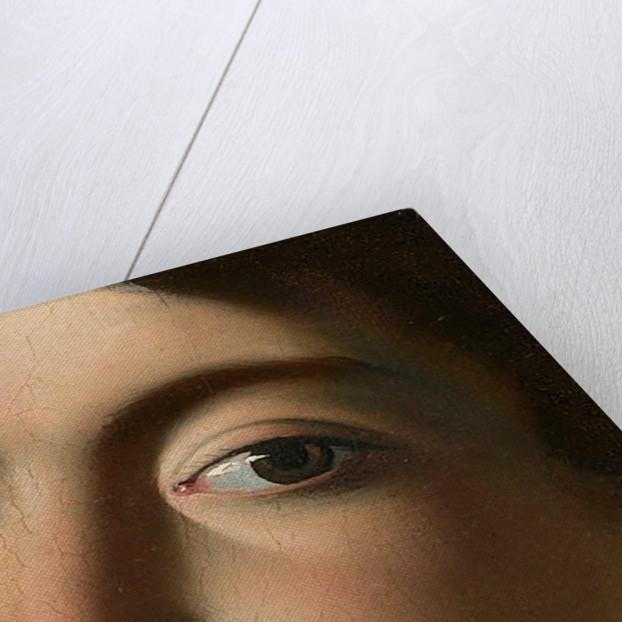 The Lute Player, detail by Michelangelo Merisi da Caravaggio