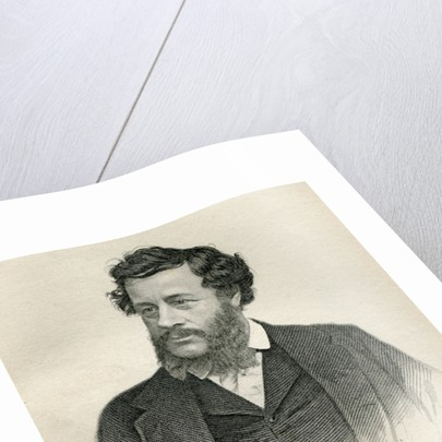 Charles Elme Francatelli by Joseph Brown