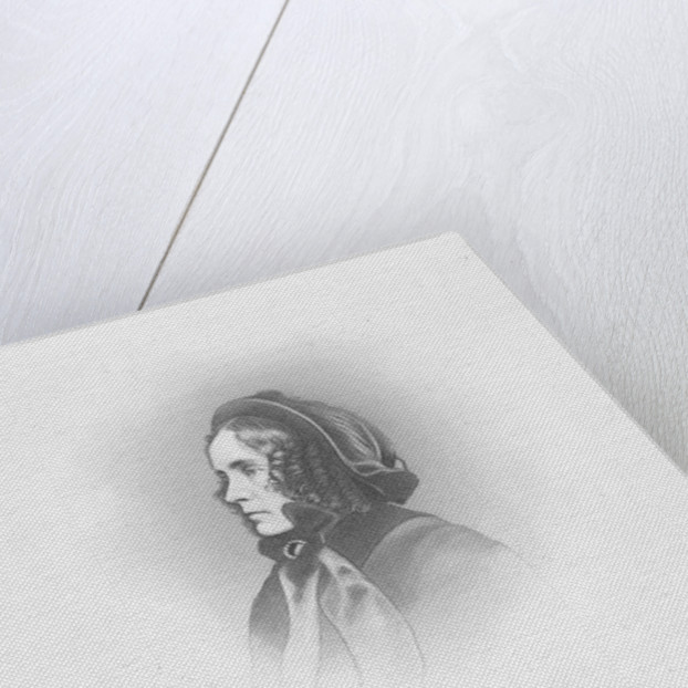 Mrs. Franklin Pierce by John Chester Buttre