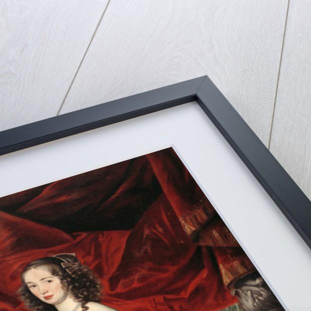 Countess Anna Margareta von Haugwitz by Anselmus van Hulle