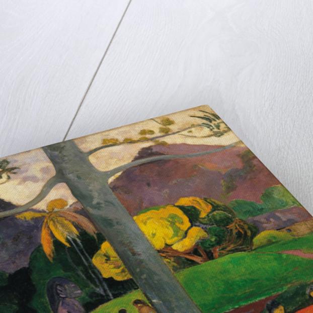 In Olden Times, Mata Mua by Paul Gauguin