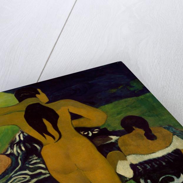 Tahitian Women Bathing, 1892 by Paul Gauguin