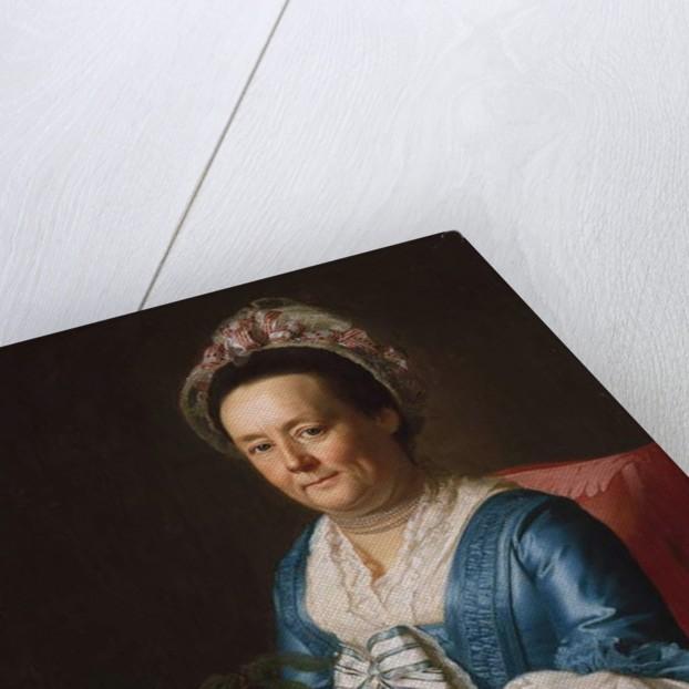 Mrs. John Winthrop, 1773 by John Singleton Copley