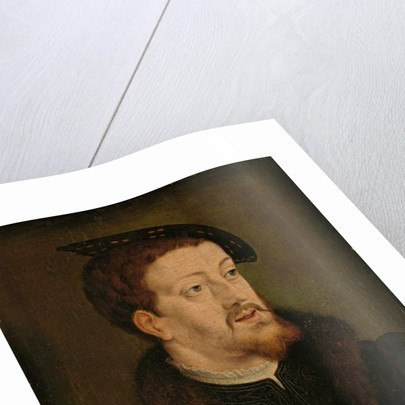 Portrait of Charles V, Holy Roman Emperor, c. 1530 by Jan Cornelisz Vermeyen