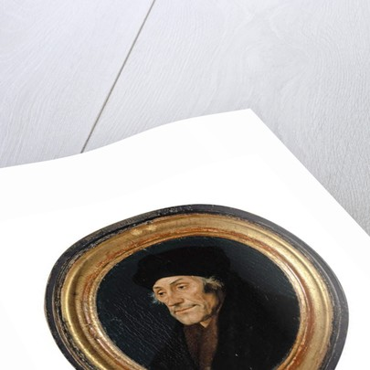 Erasmus, c.1532 by Hans Holbein the Younger
